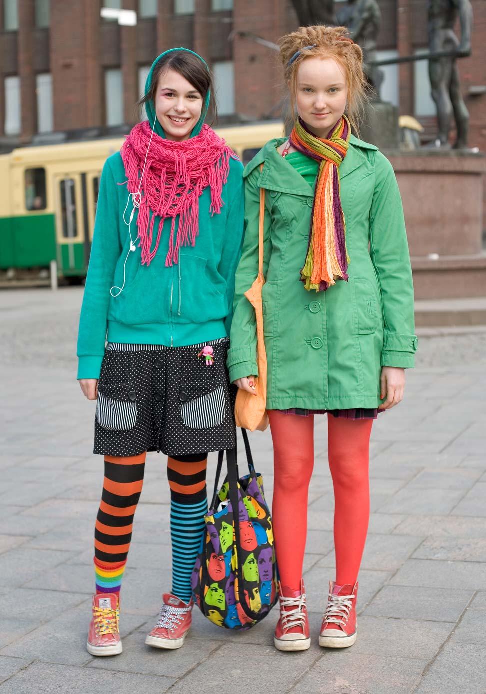 как одеваться интересно фото