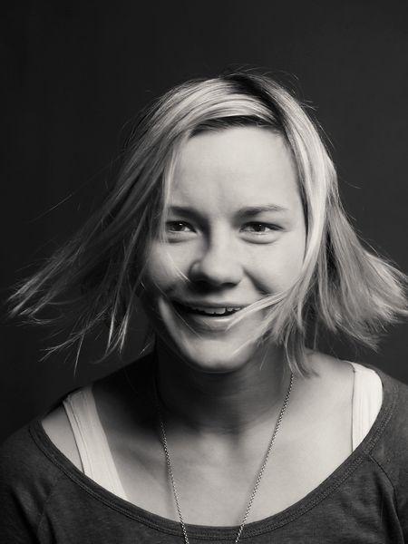 Porträt Jennifer Zietz, Turbine Potsdam Kapitänin © Fotograf Markus Henttonen